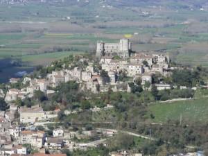 Panorama borgo medievale
