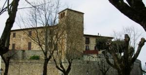 Le mura e la torre