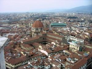 ancora panorama da Firenze