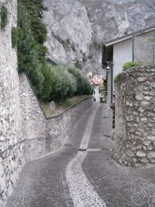 Passeggiando tra le mura
