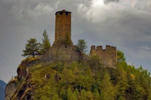 Ruderi del Castello di Graines