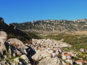 Panoramica sulla contrada Scariano di Civita