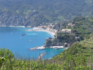 Le 5 terre - Monterosso