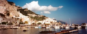 Amalfi: panorama