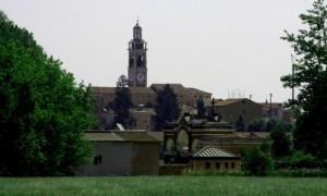 Veduta di Castiglione d'Adda