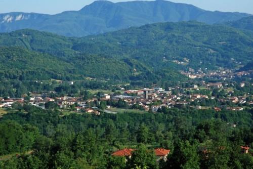 Pieve Fosciana - Dal castello