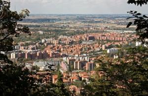 Bologna vista da S. Luca