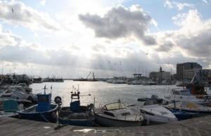 Il porto di Mola