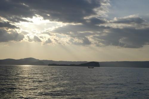 San Lorenzo Nuovo - panorama acquatico