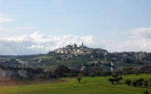 Montecosaro - Panorama