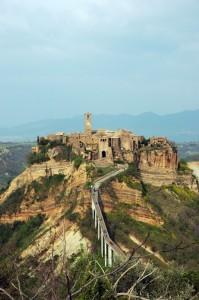 Civita di Bagnoregio - Panorama