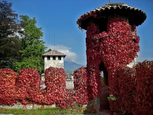 Autunno a Castel Campo