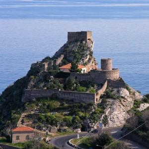 Il castello di S.Alessio Siculo