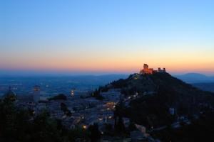 La magia di Assisi