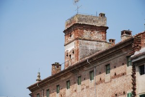 Palazzo castello Barone Vita