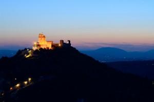 Rocca de Albornoz (Assisi)