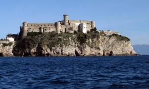 La fortezza di Gaeta