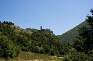 Altra Veduta della Rocca di Varano