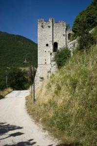"Castello di Montalto "" Cessapalombo "" Macerata"