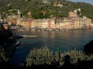 Luci a Portofino