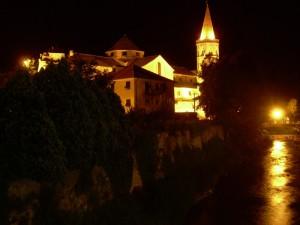 La notte a Finalborgo