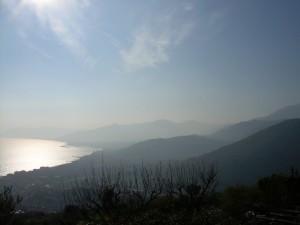 Panorama della Riviera