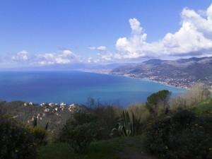 San Rocco frazione di Camogli