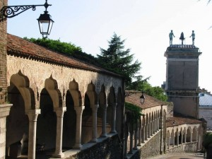 Udine - Salita del Castello