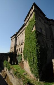 Vignanello (VT) - Castello Ruspoli (XVI Sec.)