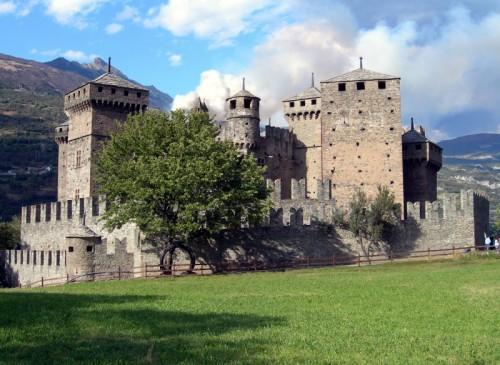 Fénis - Fenis -il castello-