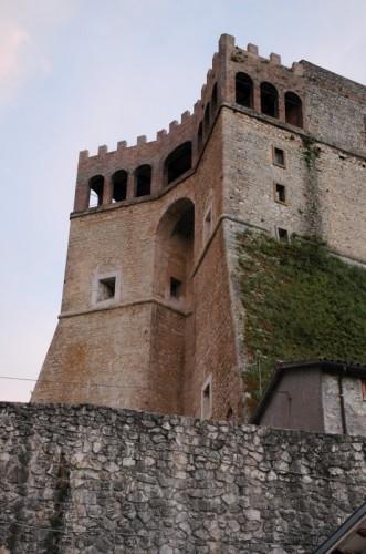 Rocca Sinibalda - Bastione Nord