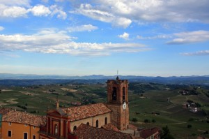 Panorama di Alice Bel Colle