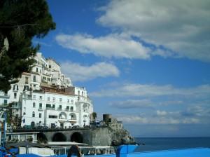 La bellissima Amalfi