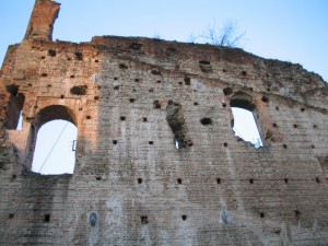 la leggenda del castello di Trezzo