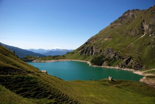 Valtournenche - Lago di Cignana