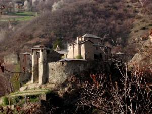 Castello di Quart - Lato est