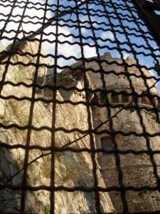 Dalle segrete del Castello Aragonese (RC)