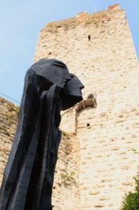 """Trezzo sull'Adda """"la Torre del castello"""""""