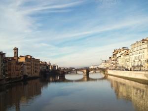 Luci e ombre sull'Arno