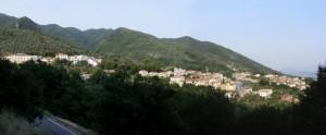 Panorama di Sant'Angelo d'Alife