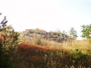 Cercemaggiore: resti di fortificazioni sannite