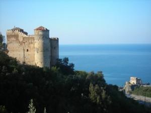 castello di praia a mare