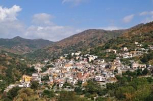 Panorama di Antillo