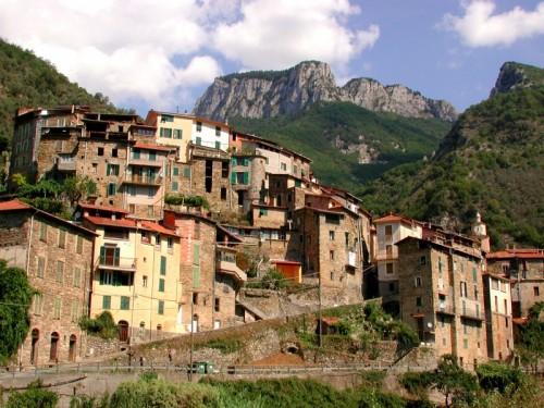 Pigna - Buggio, frazione di Pigna