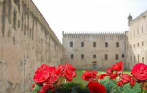 battaglia terme-il castello