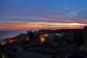 Selinunte al tramonto