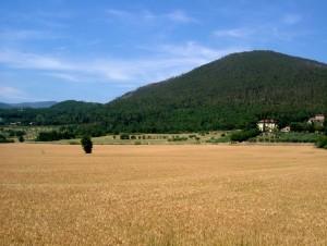 Ai piedi del  Montefferrato
