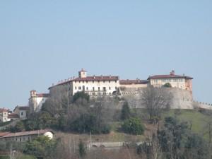 il complesso del castello
