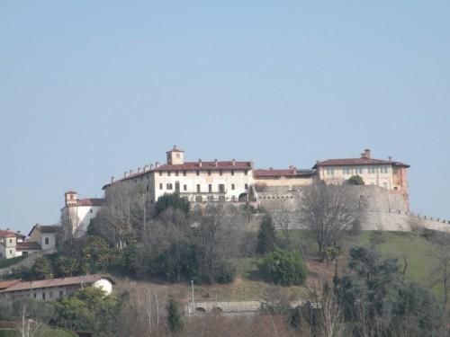 Valdengo - il complesso del castello