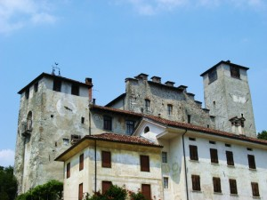 vecchie mura a Feltre